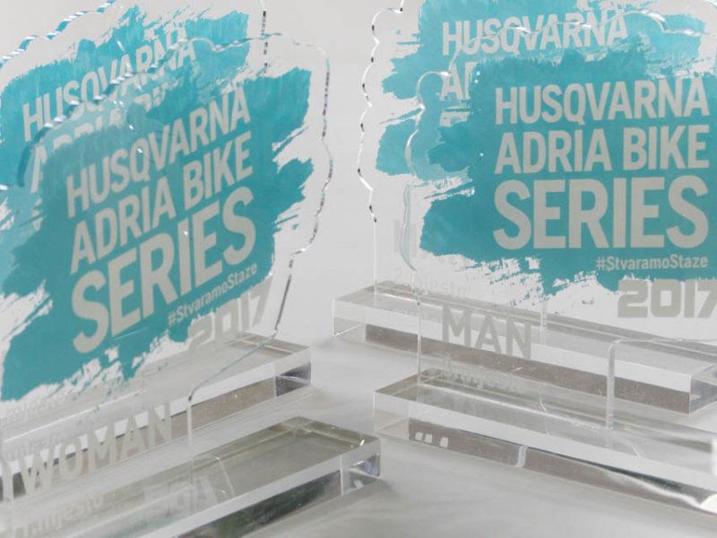 Husquarna adria bike series